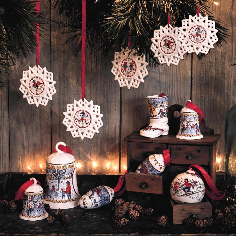 Hutschenreuther Jahresartikel Weihnachten 2018