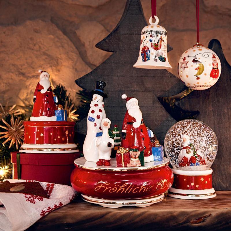 Hutschenreuther Sammelserie Weihnachtslieder