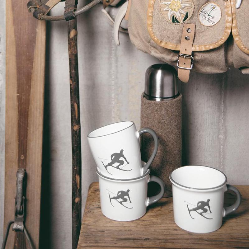 Gmundner Ceramics Toni Grey