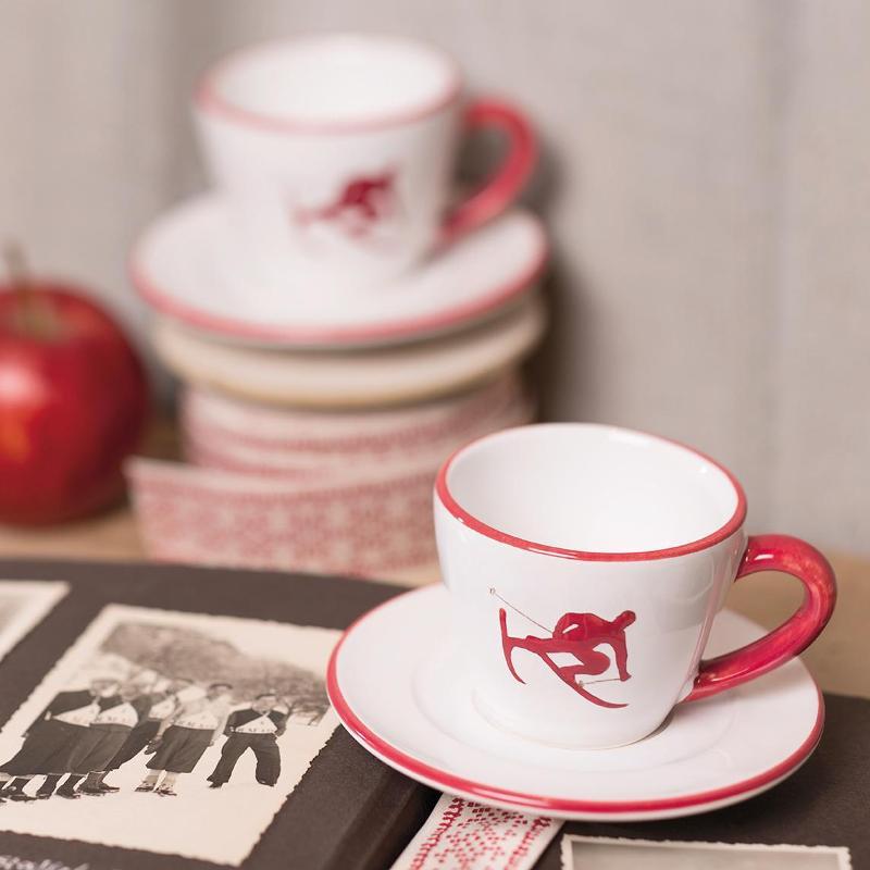 Gmundner Ceramics Toni Red