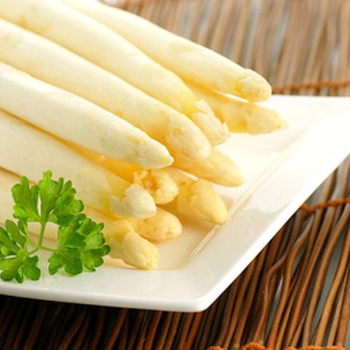 Asparagus platters