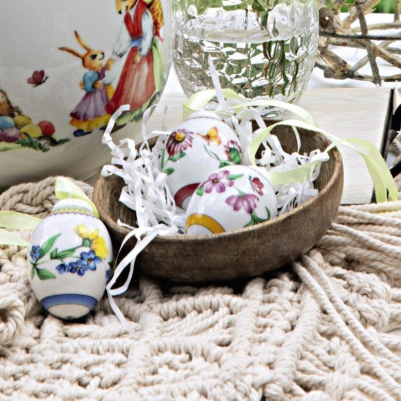 """Пасхальные яйца """"мини"""" от Hutschenreuther"""