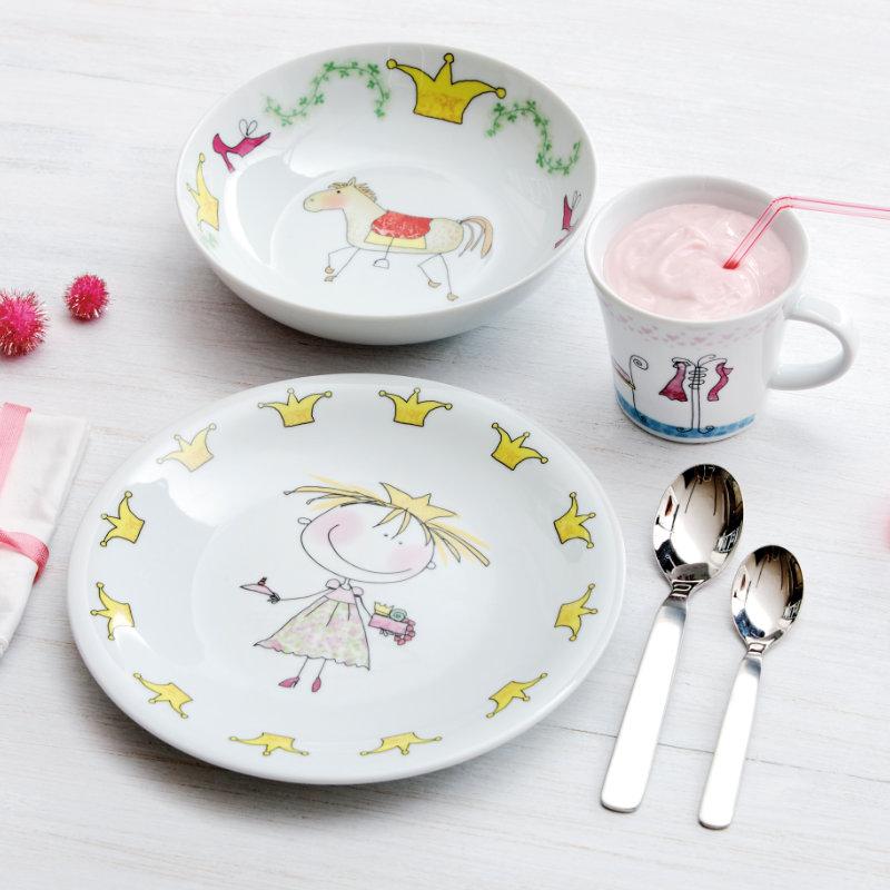Детская посуда от Kahla