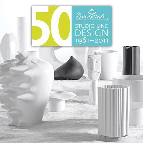 Rosenthal Studio-line 50 Jahre Studio-line 50 Vasen