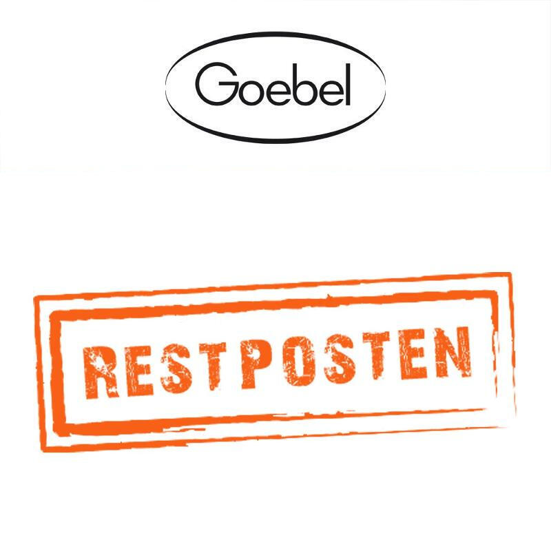 % Goebel Remaining Stock Goebel