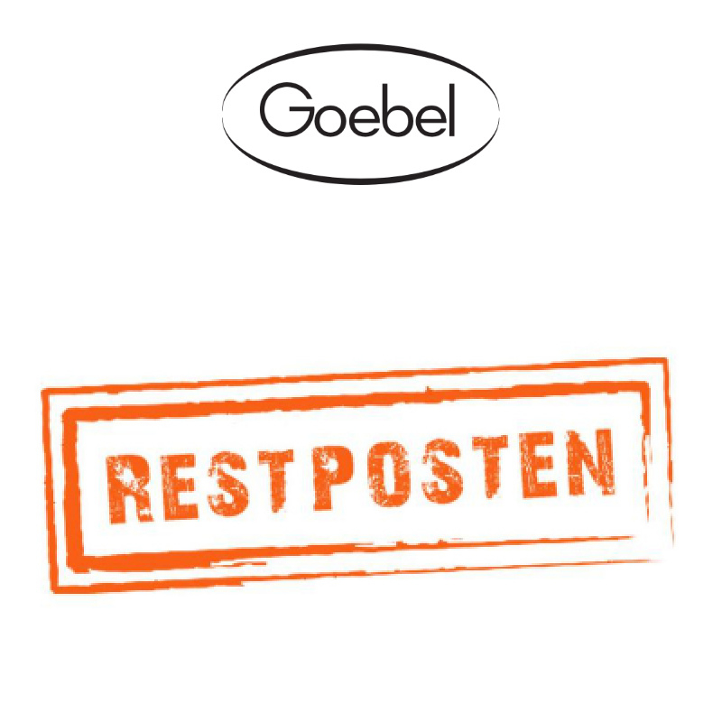 % Goebel Restposten