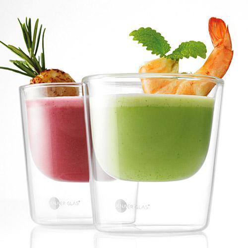 Стеклянные аксессуары Food & Drinks от Jenaer Glass