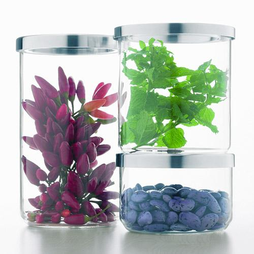 Емкости для хранения продуктов Concept Storage от Jenaer Glass