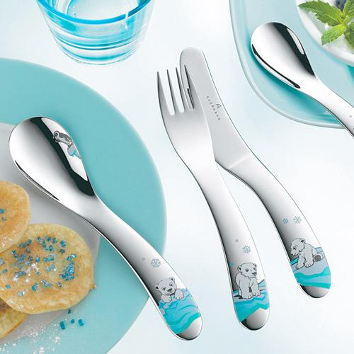 Children's cutlery complete sets