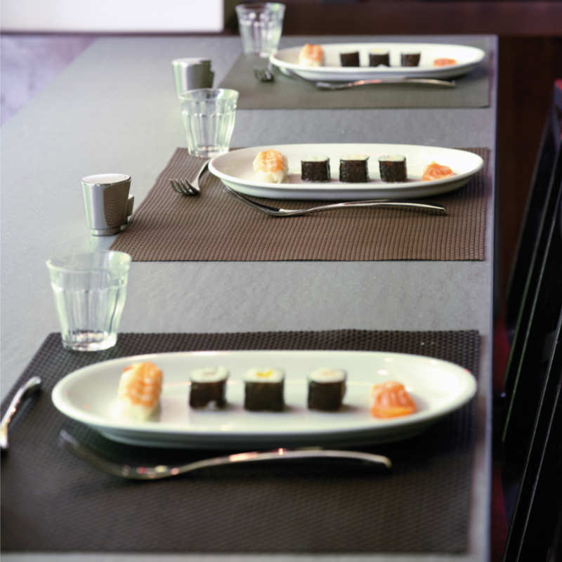 Салфетки под тарелки Linea Q от Sambonet