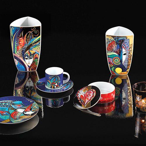Königlich Tettau Artist-Collection Gigi Banini