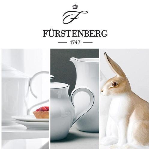 Фарфоровые изделия Fürstenberg
