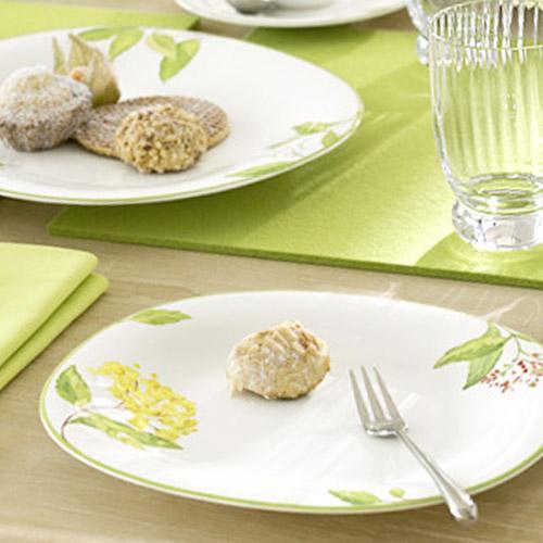 Тарелки для завтрака