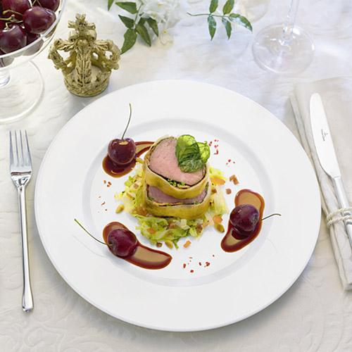 Gourmet plates