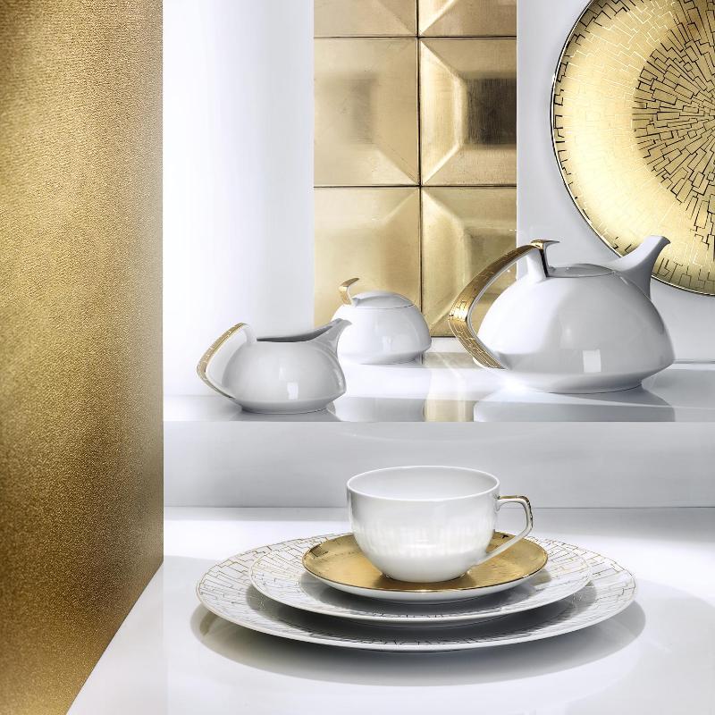 Rosenthal Studio-Line TAC Gropius - Skin Gold
