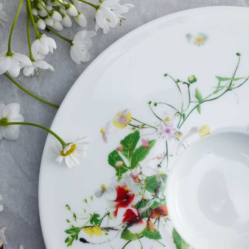 Rosenthal Brillance Fleurs Sauvages