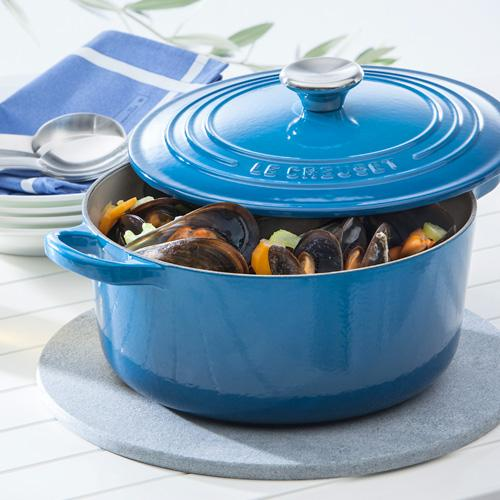 Le Creuset Cast Iron Marseille