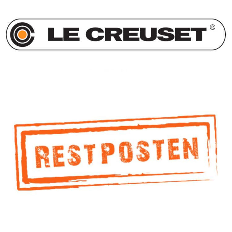 Le Creuset Remaining Stock