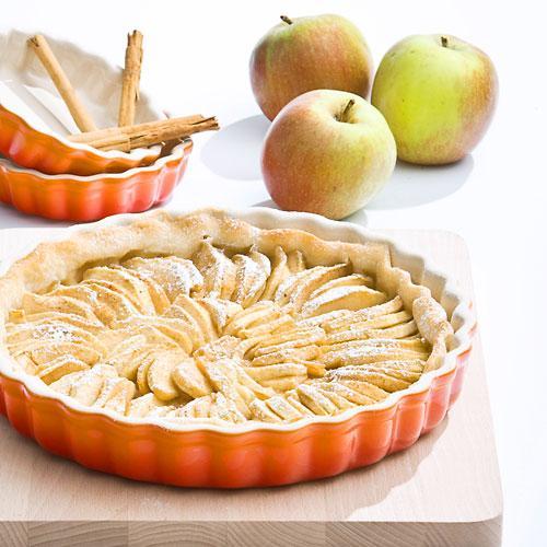 Керамические формы для открытого пирога от Le Creuset