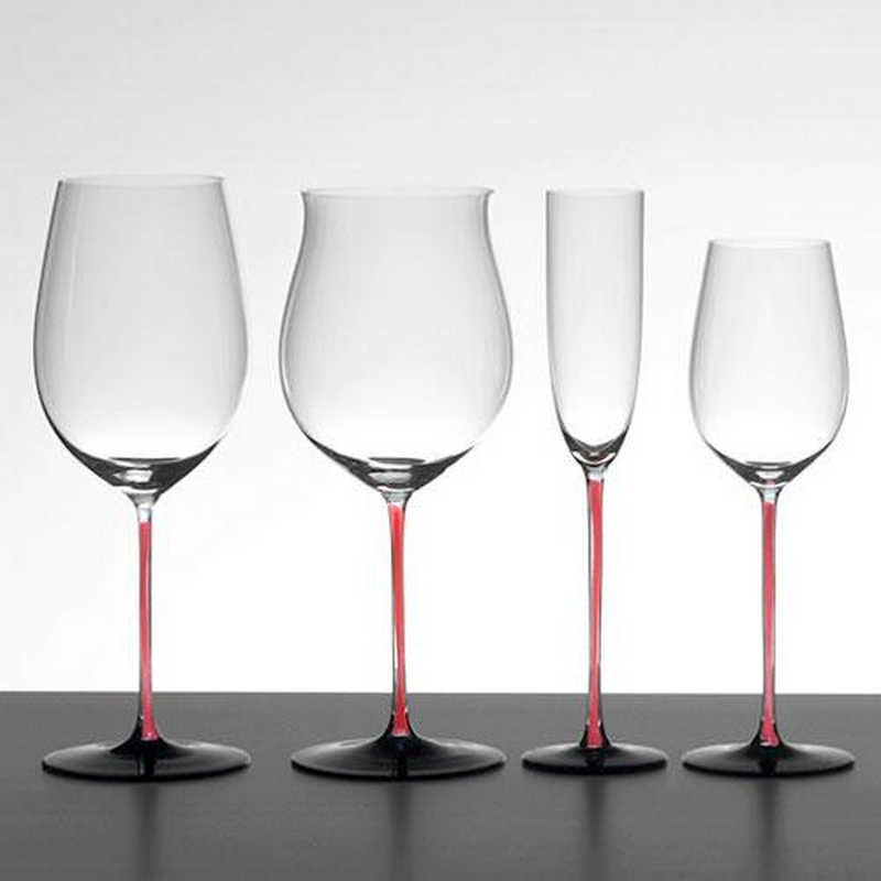 Riedel Glasses Sommeliers Black Series Collector´s Edition - Red Black