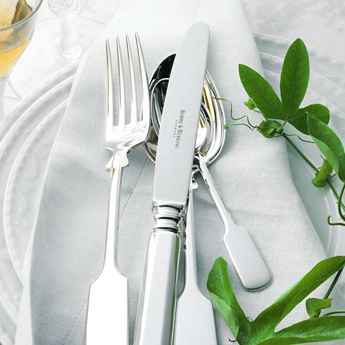 Robbe & Berking Alt Spaten 925 Sterling Silver Cutlery
