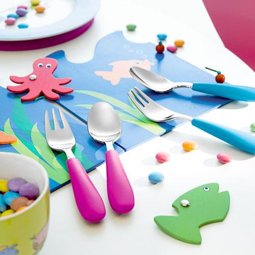 Villeroy and Boch cutlery for children