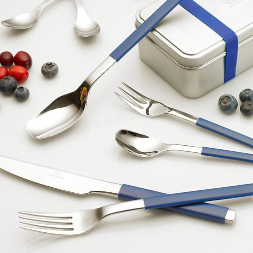 Столовые приборы 'S+ Blueberry' от Villeroy & Boch