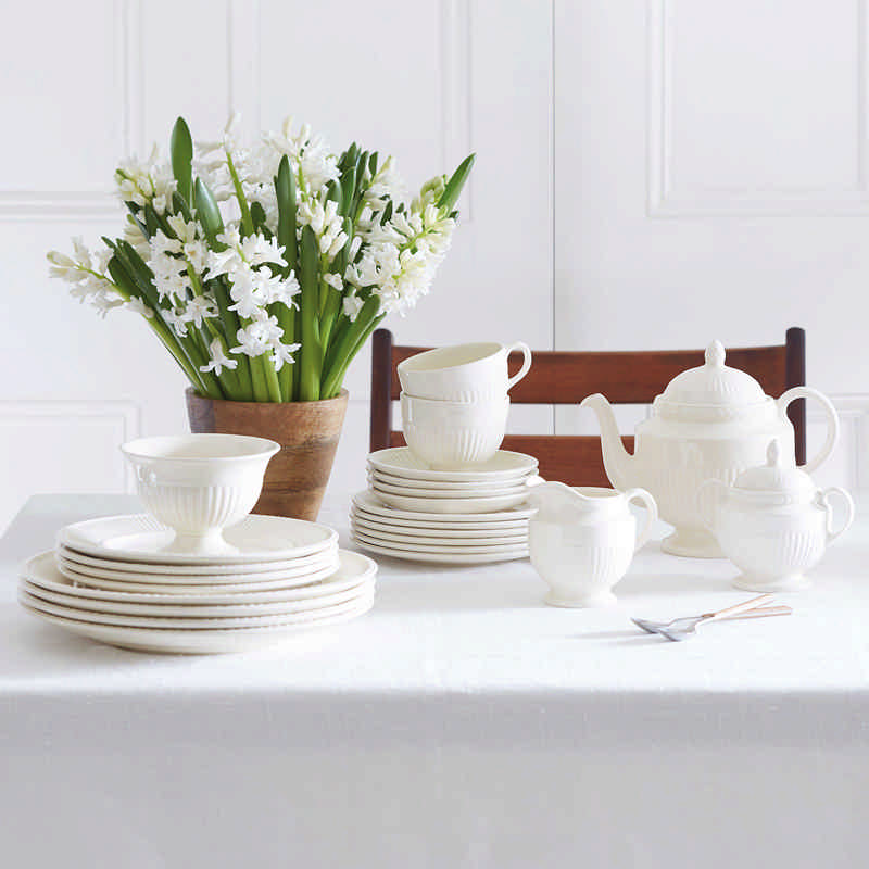 Wedgwood Ceramics Edme Plain