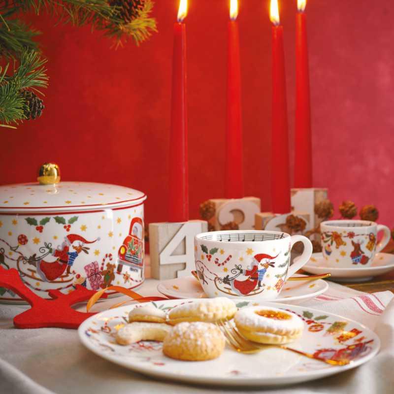 Hutschenreuther Sammelkollektion Weihnachtslieder