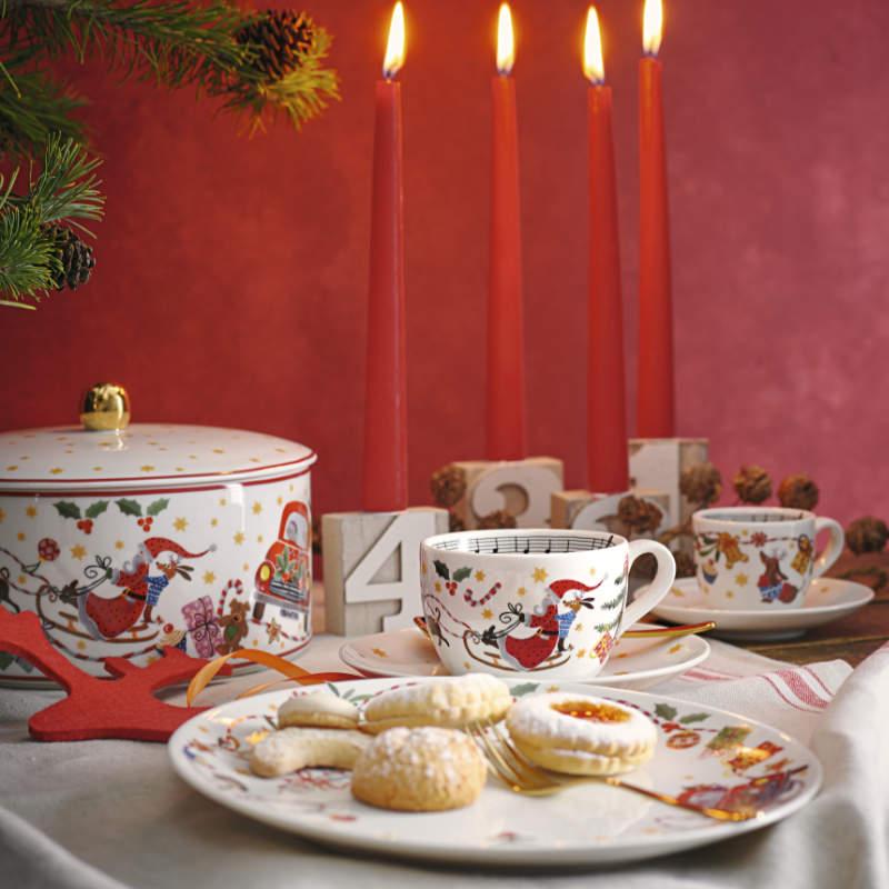 Рождественские песни от Hutschenreuther