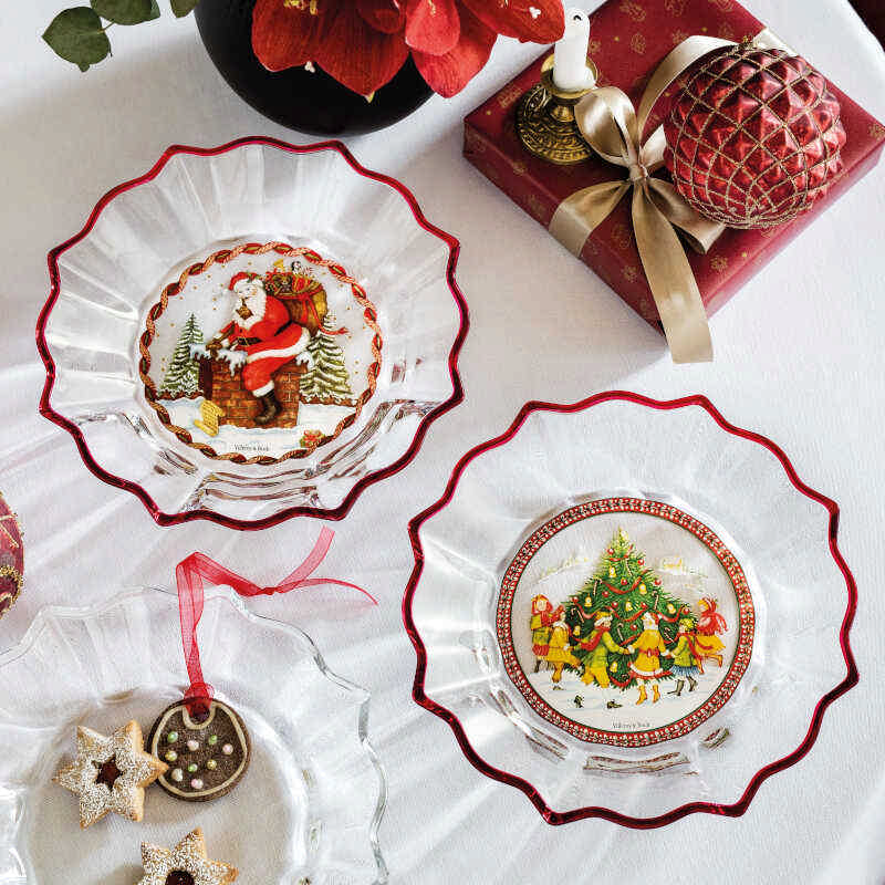 Villeroy & Boch | Christmas Glass Accessories