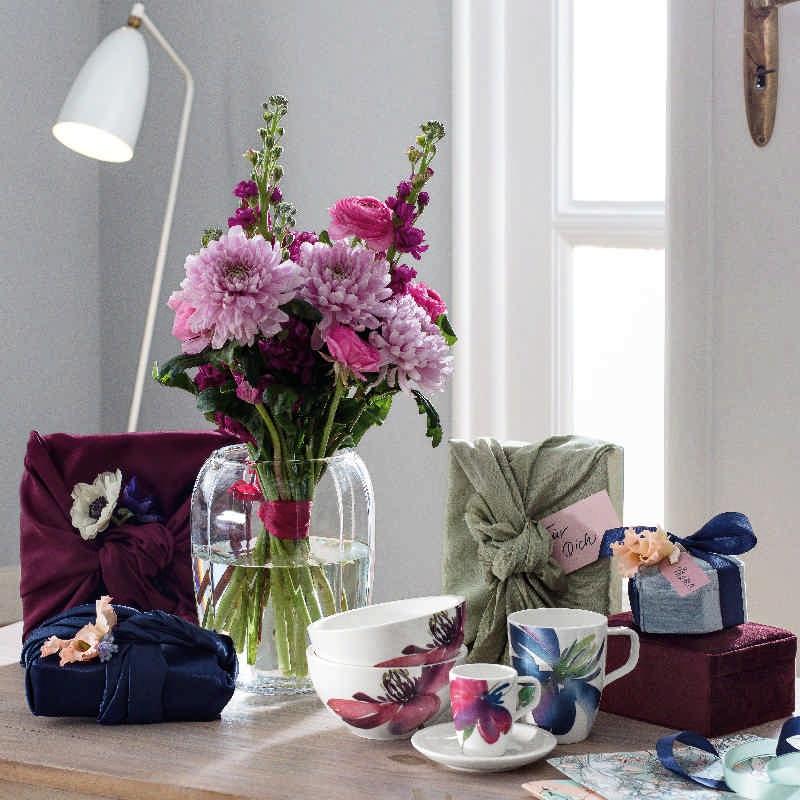 villeroy boch artesano flower art online kaufen. Black Bedroom Furniture Sets. Home Design Ideas
