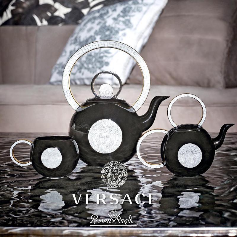 Rosenthal Versace La Medusa - Baroque Punk