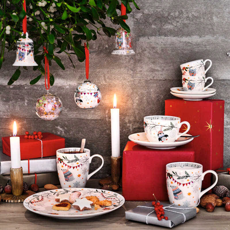 Hutschenreuther Рождество 2019 - новинки