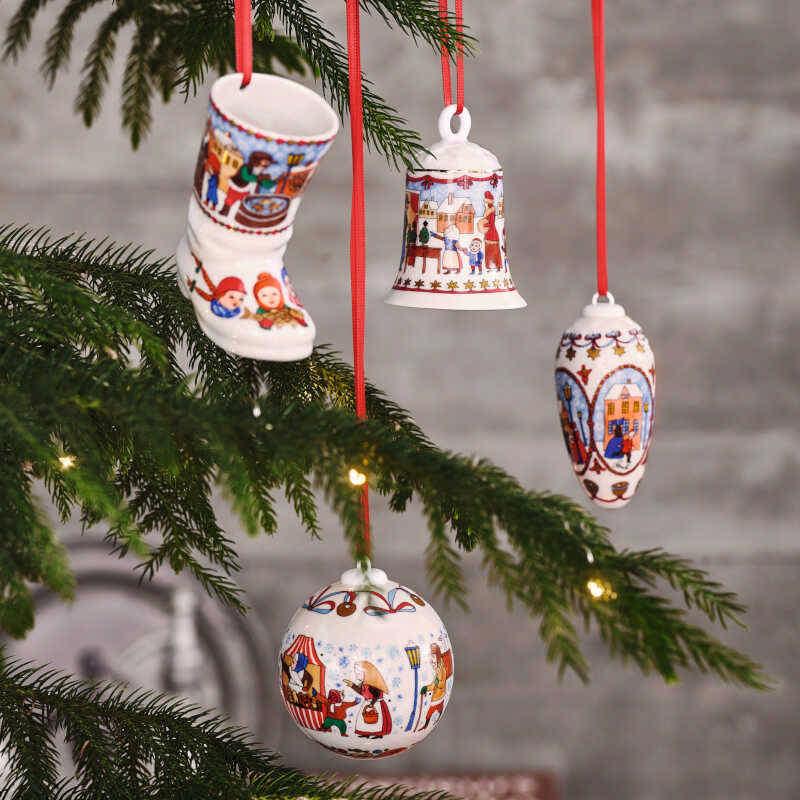 Hutschenreuther Jahresartikel Weihnachten 2019