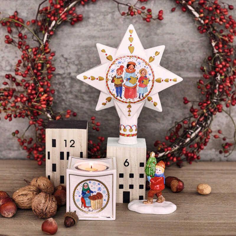 Hutschenreuther Sammeledition 2019 Weihnachtsmarkt