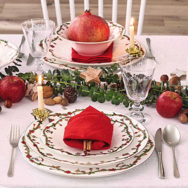 Christmas Crockery