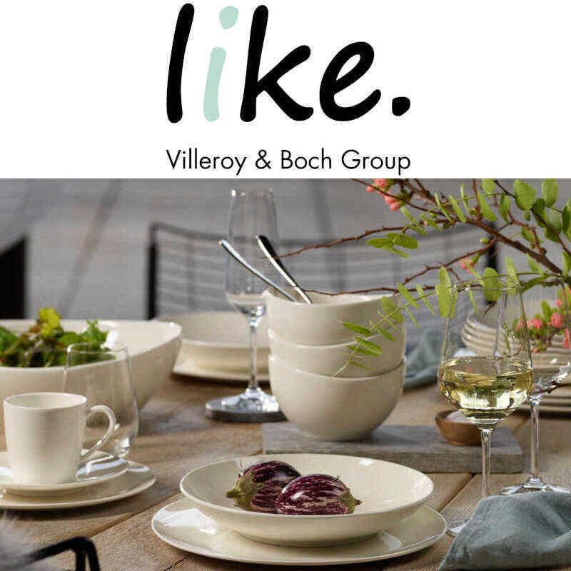 Like | Villeroy & Boch Group
