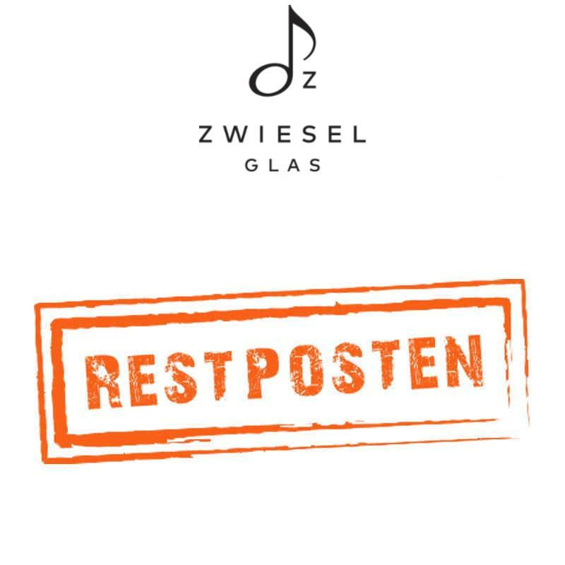 % Zwiesel Glas Restposten