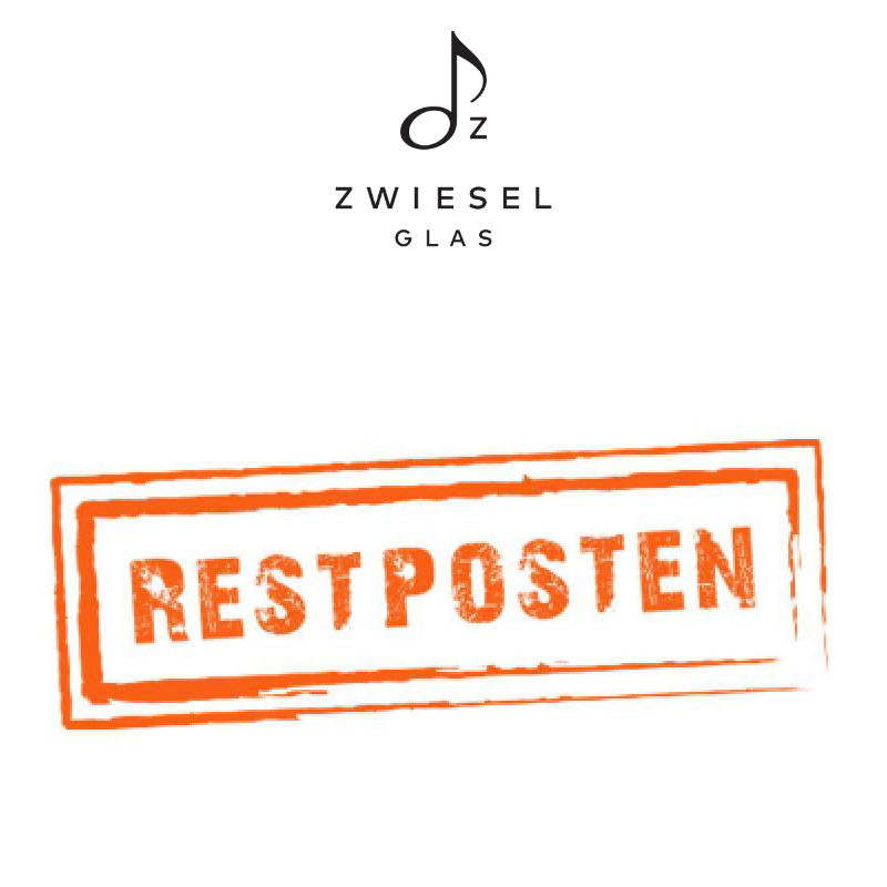 % Zwiesel Glas discontinued | remaining stock