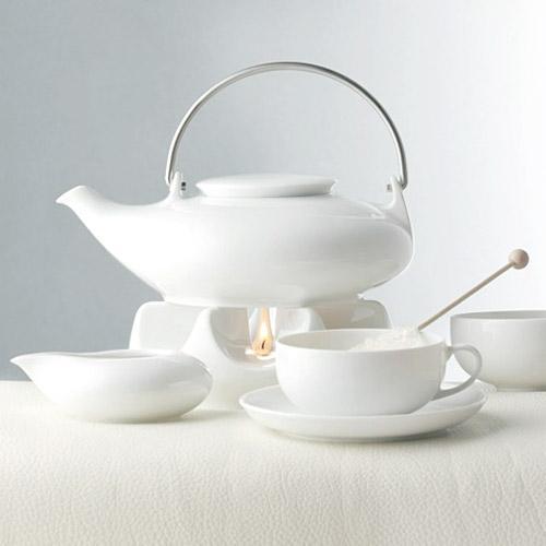 Arzberg Teaworld Tunis Weiß