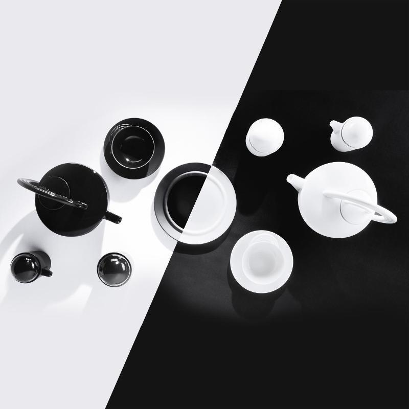 Чайные сервизы Cupola от Rosenthal Studio-Line