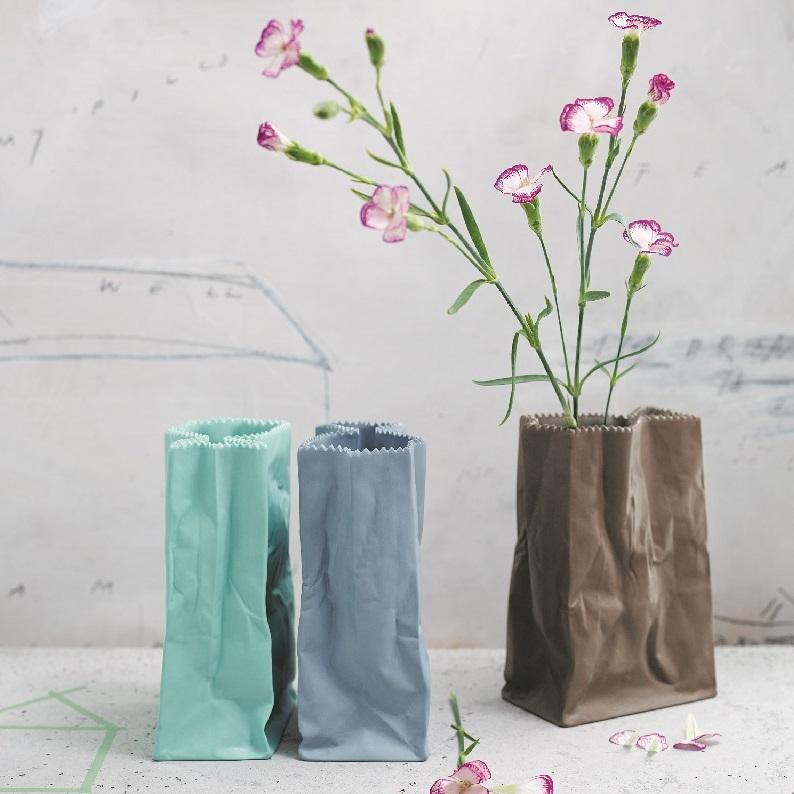 Rosenthal Studio-Line Bag Vases