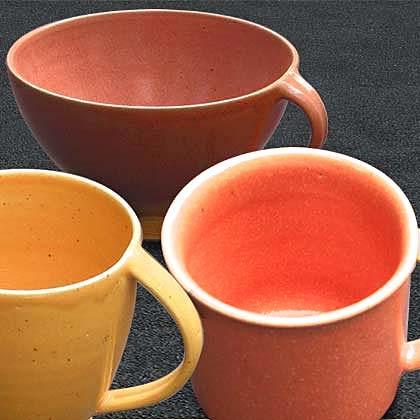 Purkeramik Ceramic Cups