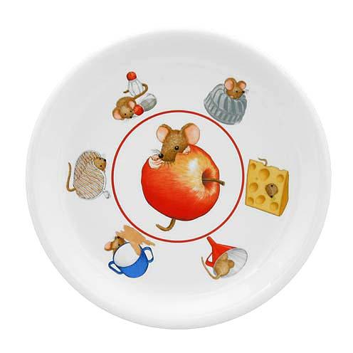 Arzberg Childrens Dishes Kitchen Mouse