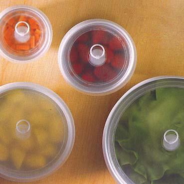 Прозрачные пластиковые крышки Tric от Arzberg