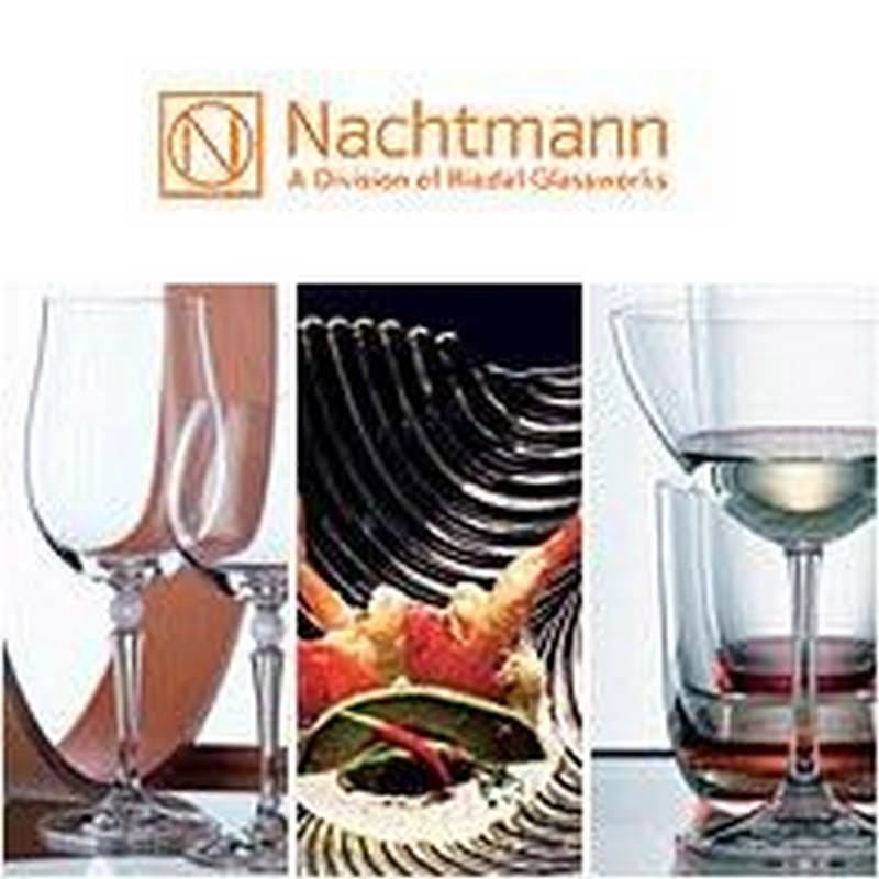 Nachtmann glassware