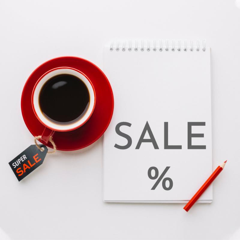 Распродажа сезонных товаров по сниженным ценам