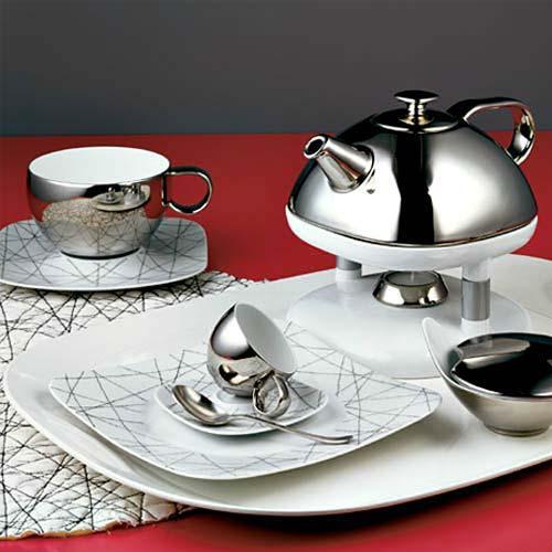 Rosenthal Studio Line Free Spirit Stars Porcelain
