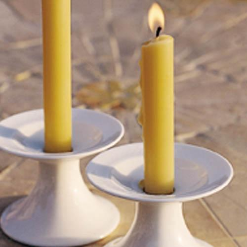Porcelain candle sticks